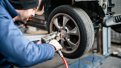 Wheel and Tyre Service